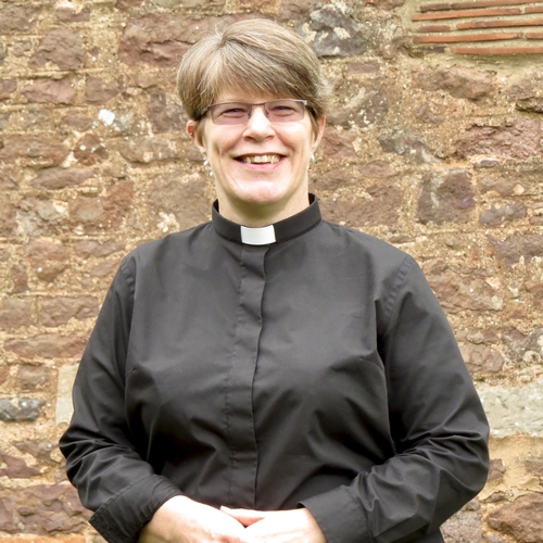 The Revd Sarah Cumming