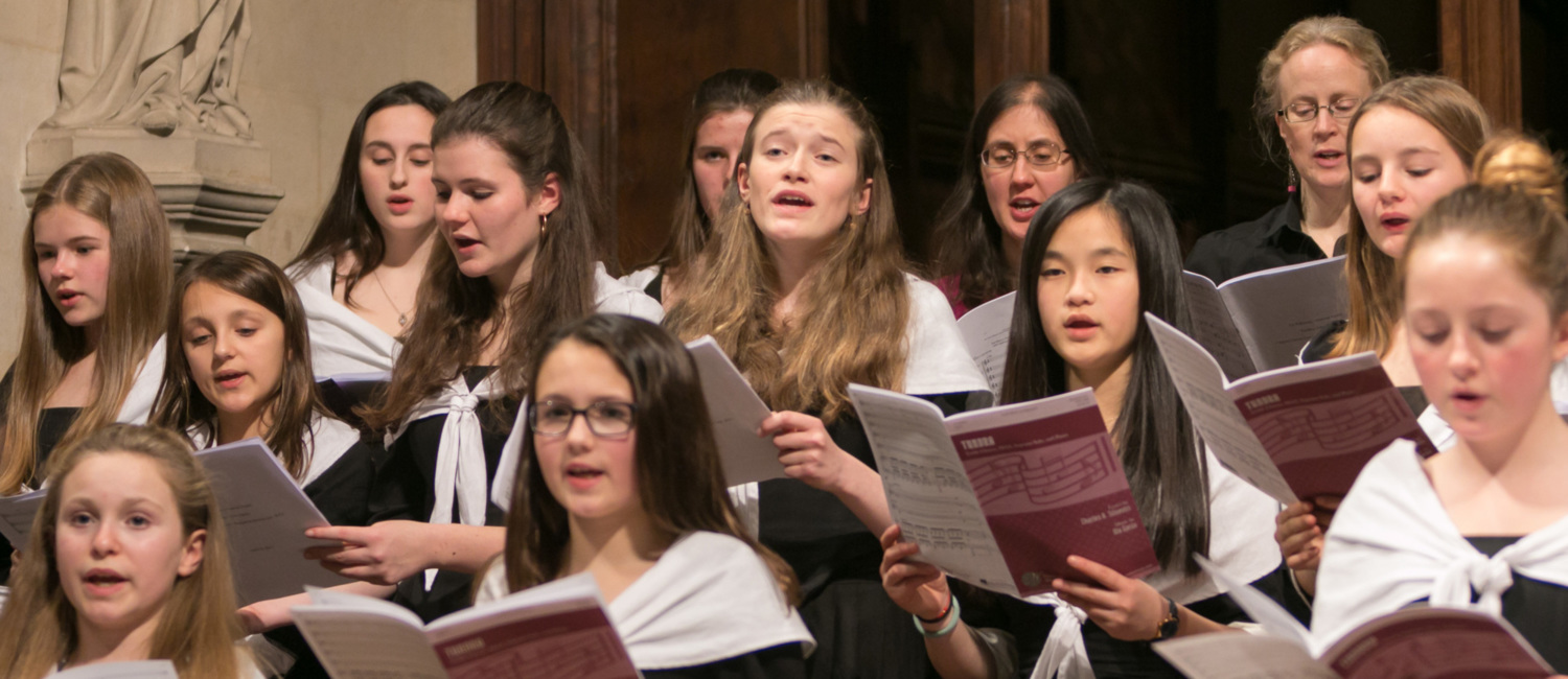 Oxford Youth Choir
