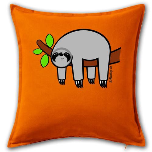 'Grey Sloth' Cushion