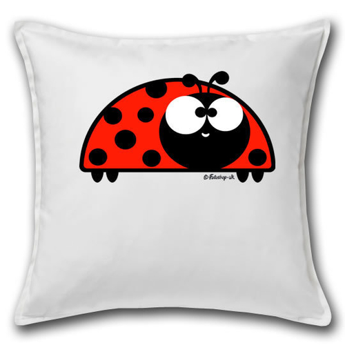 'New Ladybird' Cushion