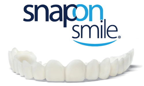 Snapon Smile, Snap On Smile, Instant Veneer
