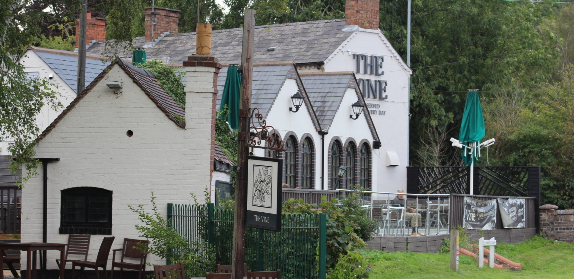 Pub Lunch Kinver