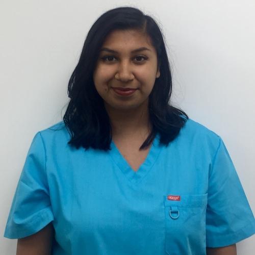 Dr Maisha Quereshi