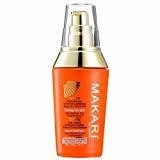 Makari Extreme Carrot & Argan Oil Skin Toning Serum 1.7oz – Lightening, Brightening & Tightening Body Serum with Organiclarine Whitening & Anti-Aging Treatment for Dark Spots, Acne Scars