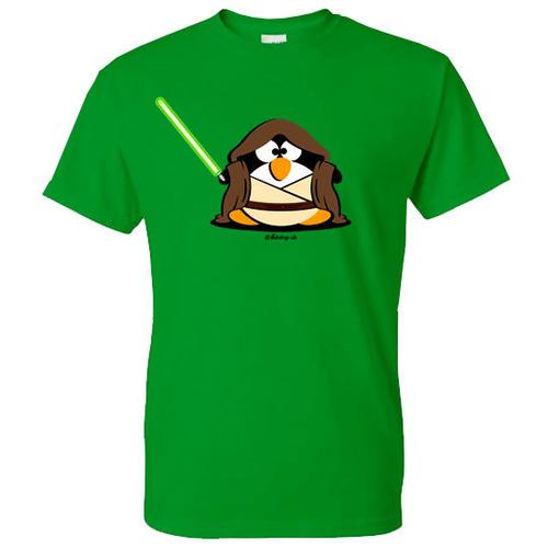 Fat Jedi Penguin