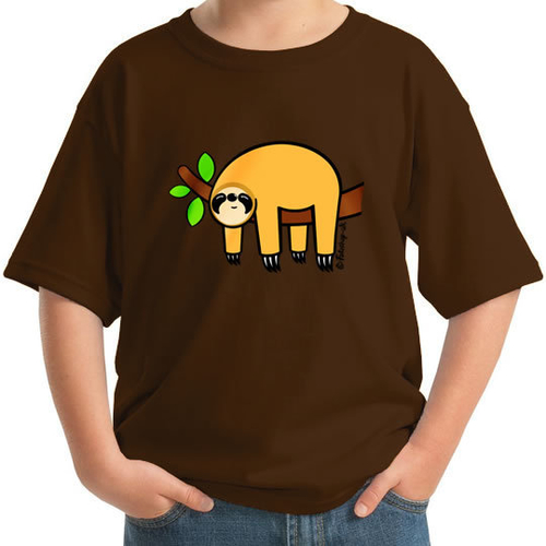 Orange Sloth