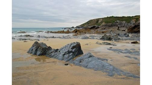 Cornish beach2