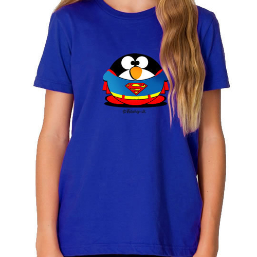 'Super Fat Penguin' T-Shirt