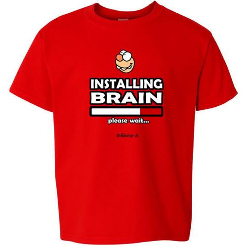 'Installing Brain' T-Shirt