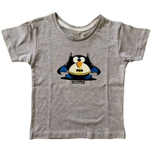 'Bat Fat Penguin' T-Shirt