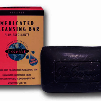 Clear Essence Medicated Cleansing Bar Plus Exfoliant Soap