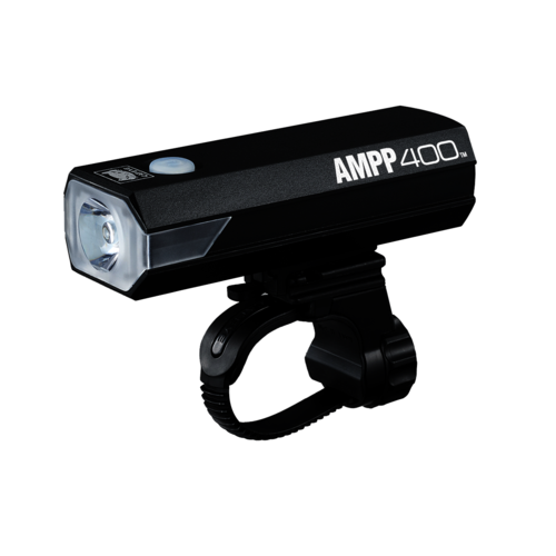 Cateye Ampp 400 rechargeable front light