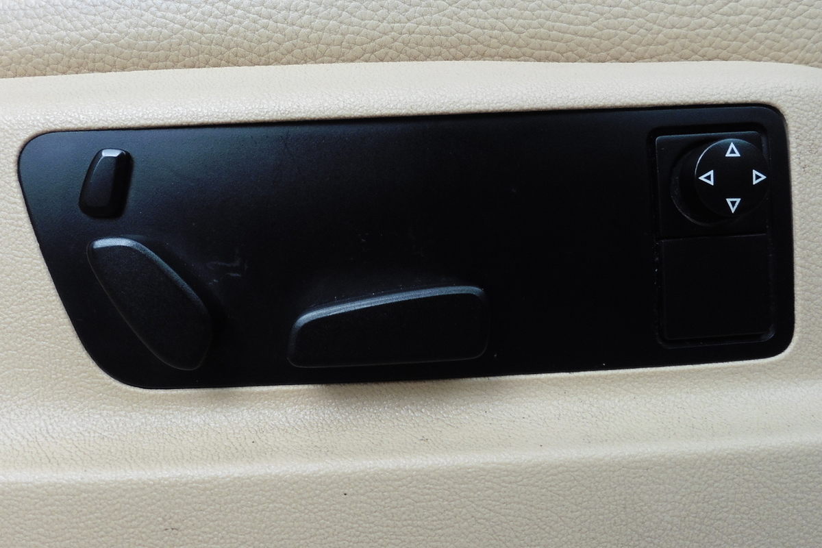 Volkswagen Touareg 3.0 TDI V6 Altitude 5dr - Sat Nav - Full Leather interior!