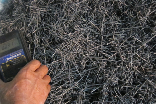 Tungsten wires