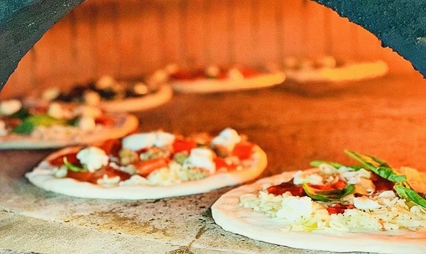 New For 2020: Wood Fired Pizza Oven