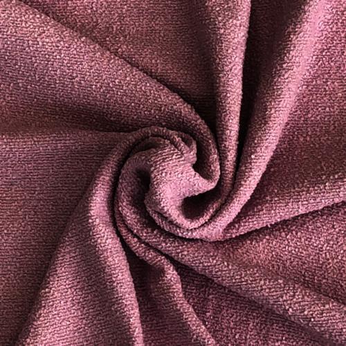 Rose Boucle Wool Mix