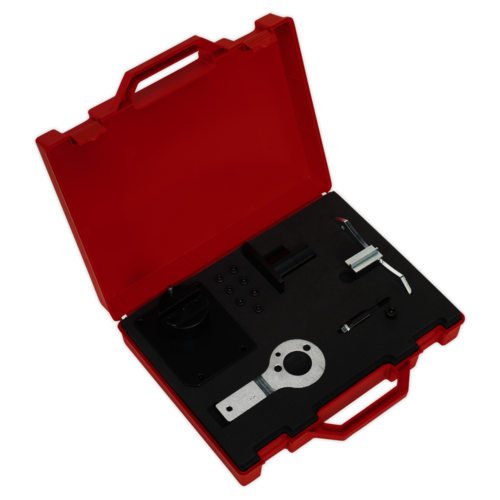 Petrol Engine Timing Tool Kit - Alfa Romeo, Lancia 1.75TBi - Belt Drive - Sealey - VS5118