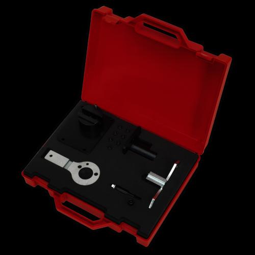 Petrol Engine Timing Tool Kit - Alfa Romeo, Lancia 1.75TBi - Belt Drive - Sealey - VS5118
