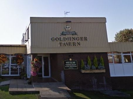 The Goldfinger Tavern