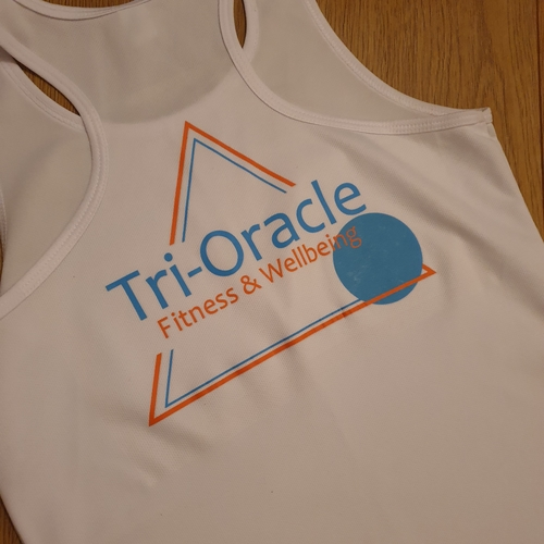 Tri-Oracle Racer Back Vest