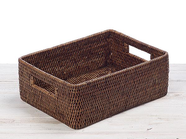 Rectangular Tote  Basket