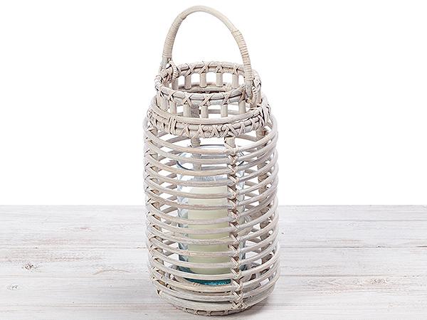 Tall candle lantern