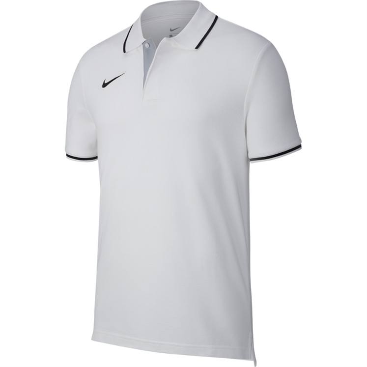 (SPECIAL OFFER) Nike Team Club 19 Polo White