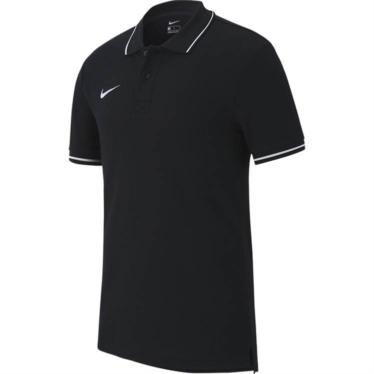 (SPECIAL OFFER) Nike Team Club 19 Polo Black