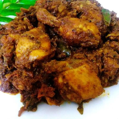 Chicken Ulatarthiyathu