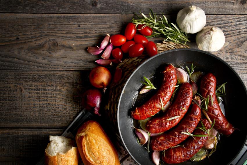 Sausages & Burgers
