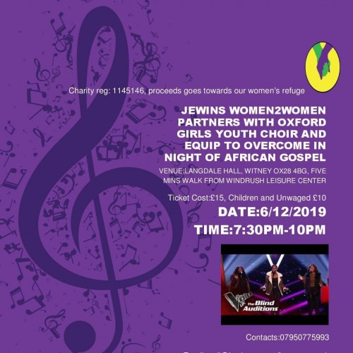 Night of African Gospel Music