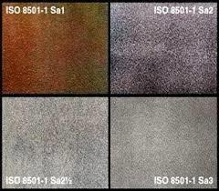 Steel & Concrete Surface Preparation