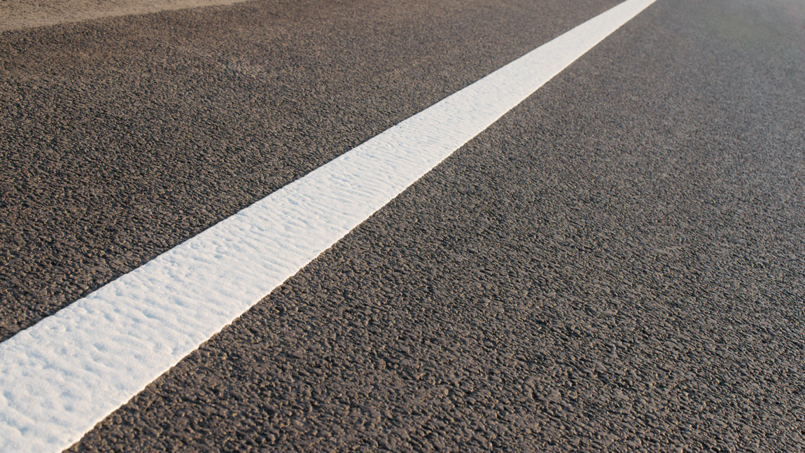 Road Line Marking Removal