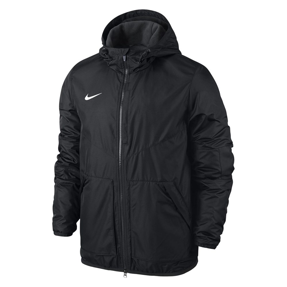 Black Team Fall Jacket
