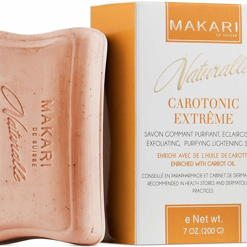 Makari Naturalle Carotonic Extreme Soap Enriched With Carrot Oil