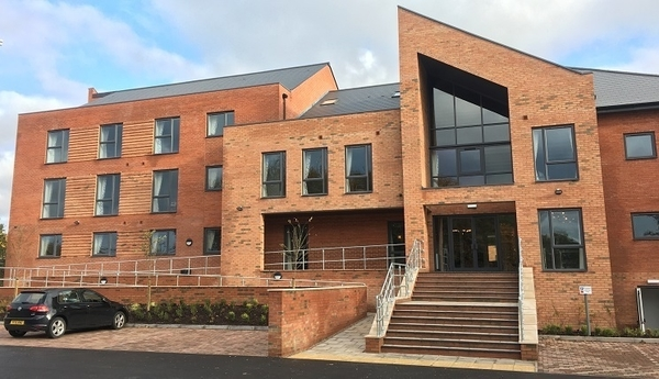 Wilford View Care Home in Nottingham completes!