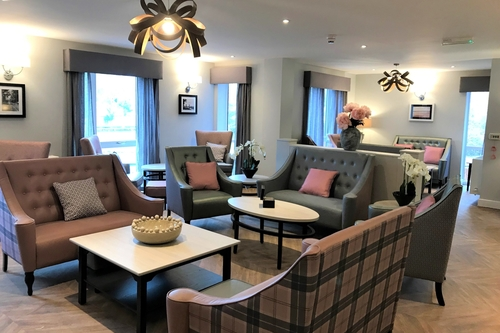 Wilford View Care Home in Nottingham, 83 beds