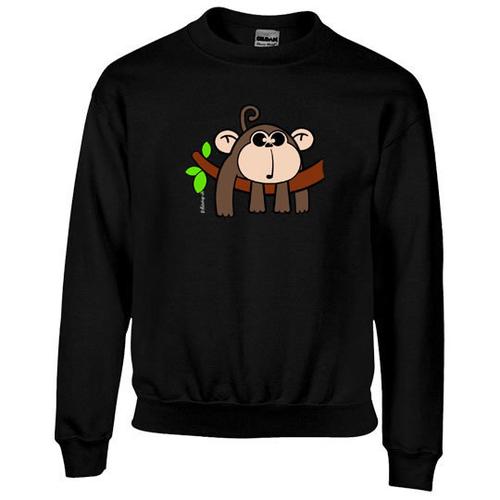 'New Monkey' Sweatshirt