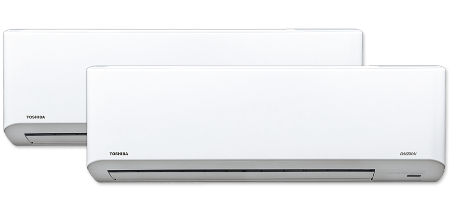 Toshiba Multisplitt M18  Top