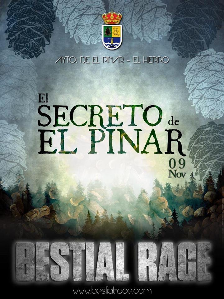 Bestial Race El Secreto de El Pinar. Bestial TRex