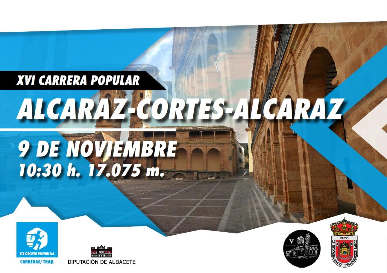 XVI Carrera Popular de Alcaraz. Trail de Alcaraz