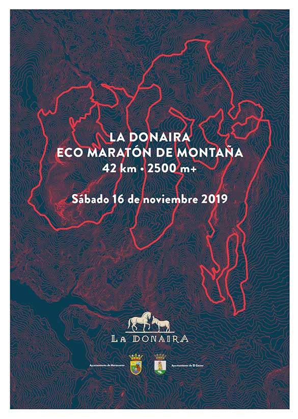 I Eco Maratón de Montaña La Donaira 2019