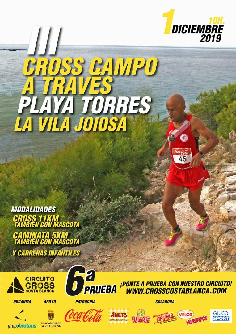 Cross Trail Playa Torres La Vila Joiosa