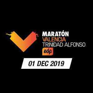 39º Maratón Valencia Trinidad Alfonso EDP