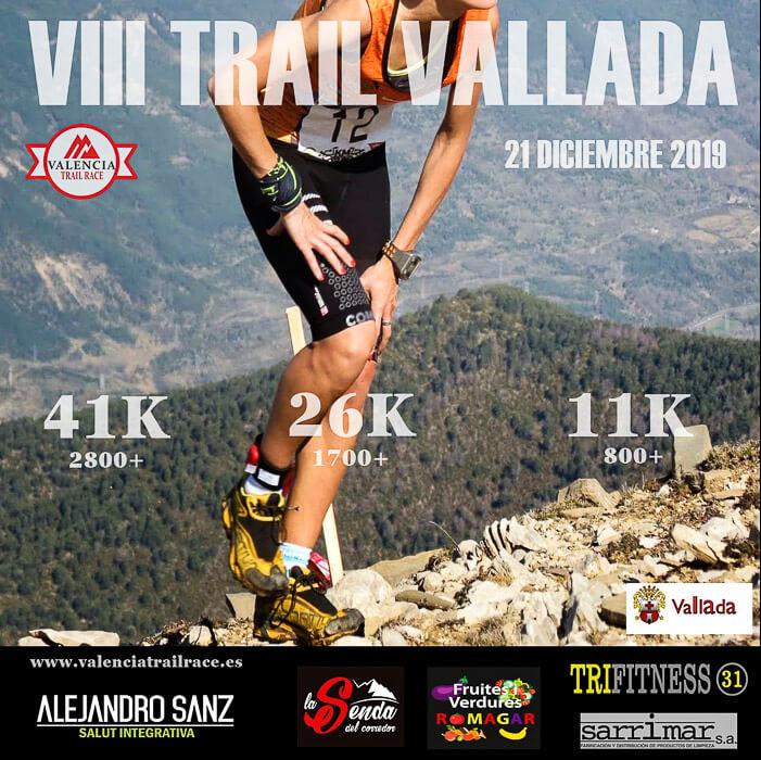 VIII Trail de Vallada 2019