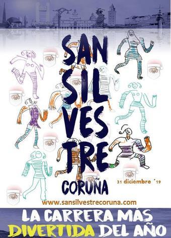 X San Silvestre Rialto A Coruña