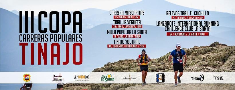 Lanzarote International Running Challenge 2019