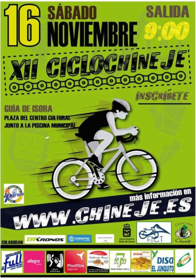 XII Ciclochineje 2019