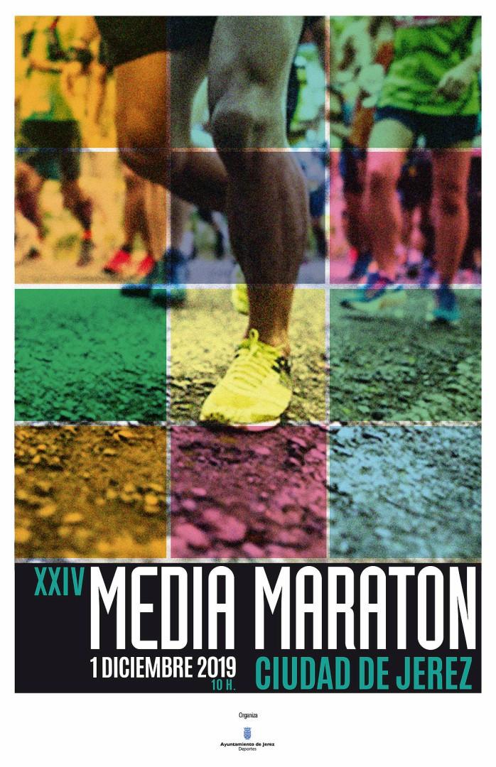 XXIV Media Maratón Ciudad de Jerez 2019