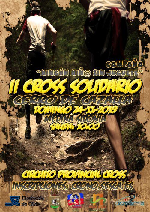 II Cross Solidario Cerro de Cazalla
